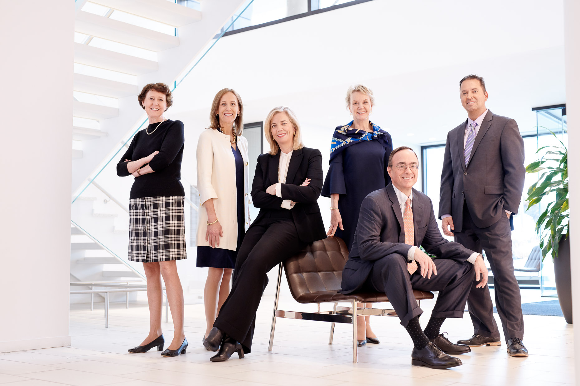 Penn Trust Executive Leadership Portrait