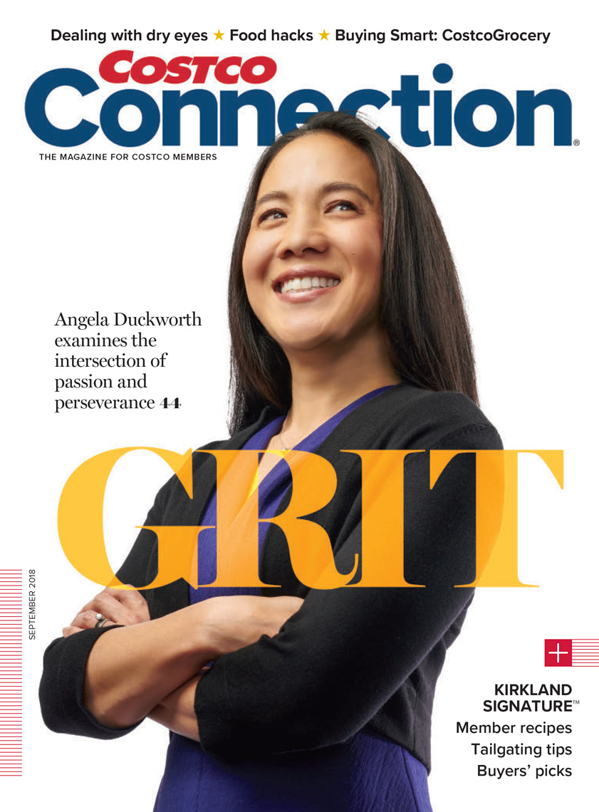 GRIT Researcher Angela Duckworth - UPenn Professor