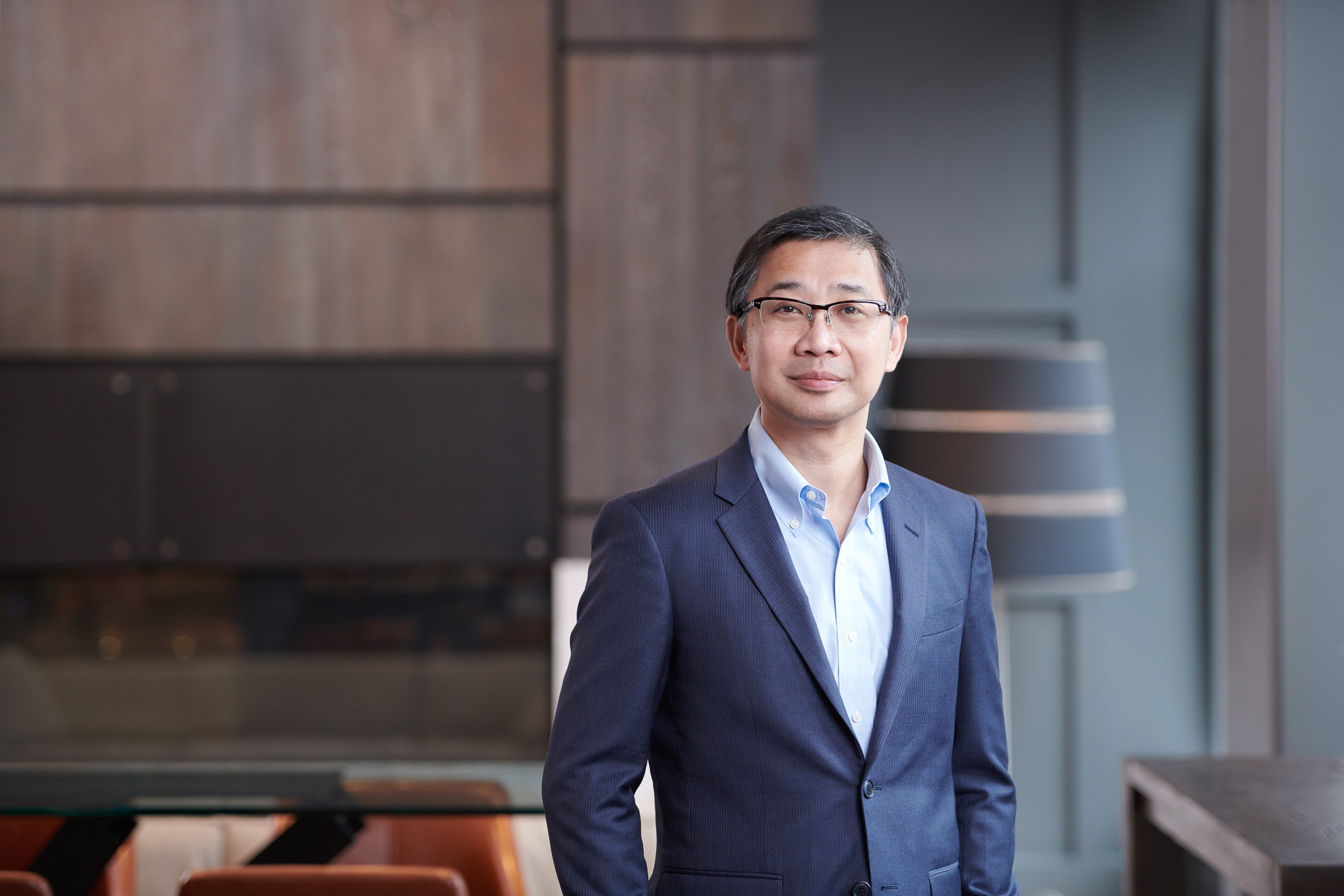 David Liu | Clarivate Corporate | Philadelphia Photographer