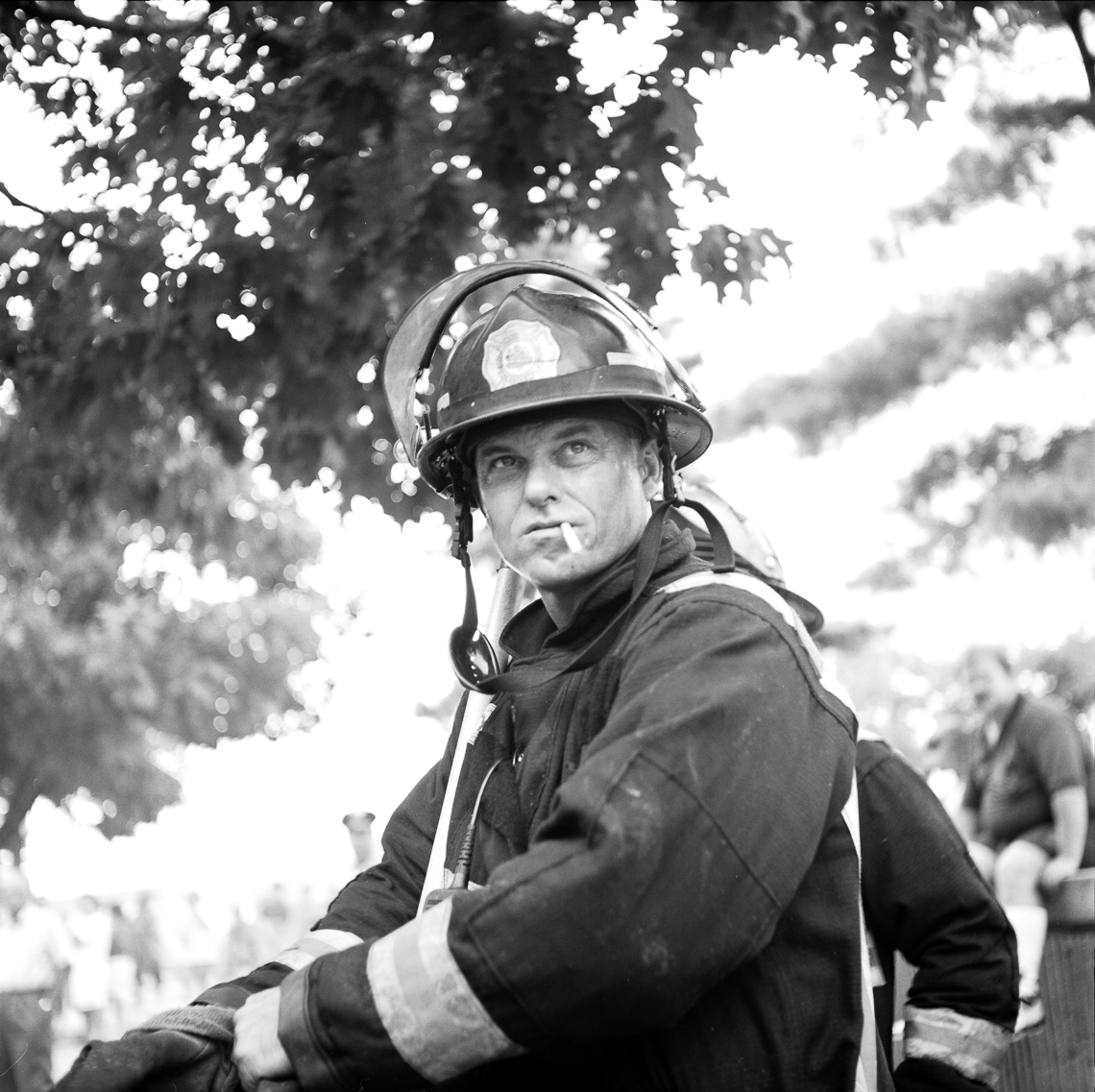 black-white-street-portrait-firefighter