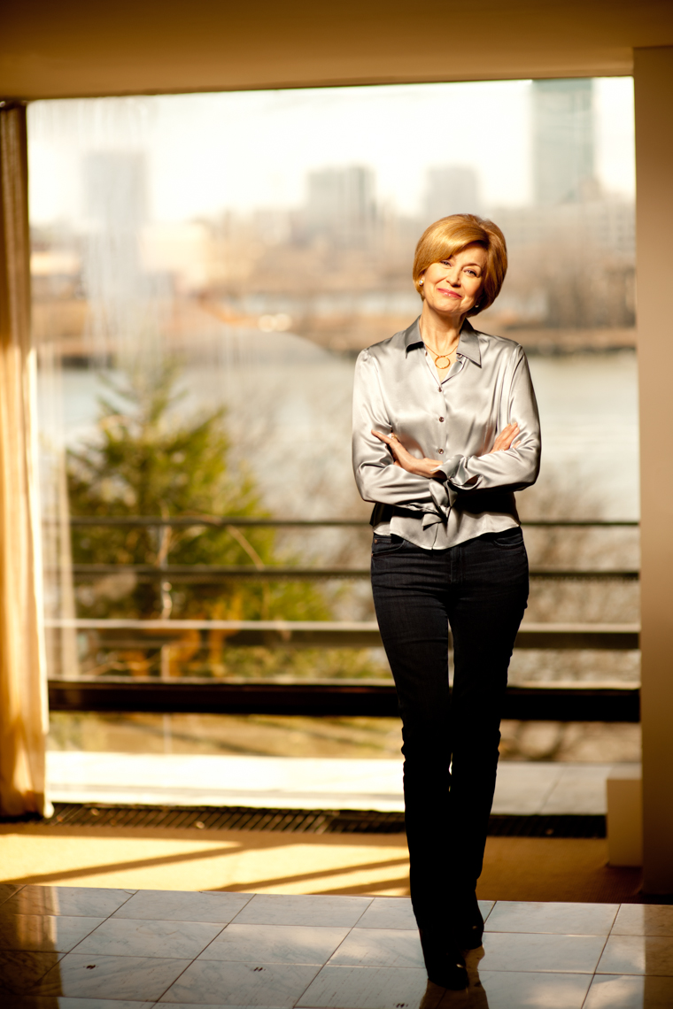 Editorial - Celebrity Portrait - Jane Pauley - NBC