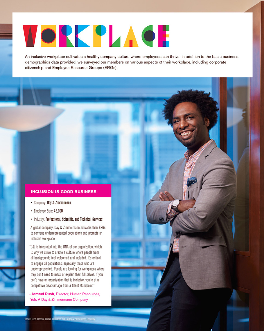 Diversity in the Workplace - Human Resources Director - Black man