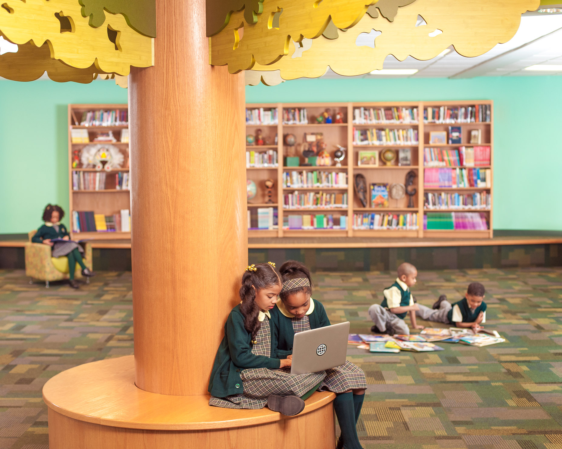 commercial-advertising-library-kids-education