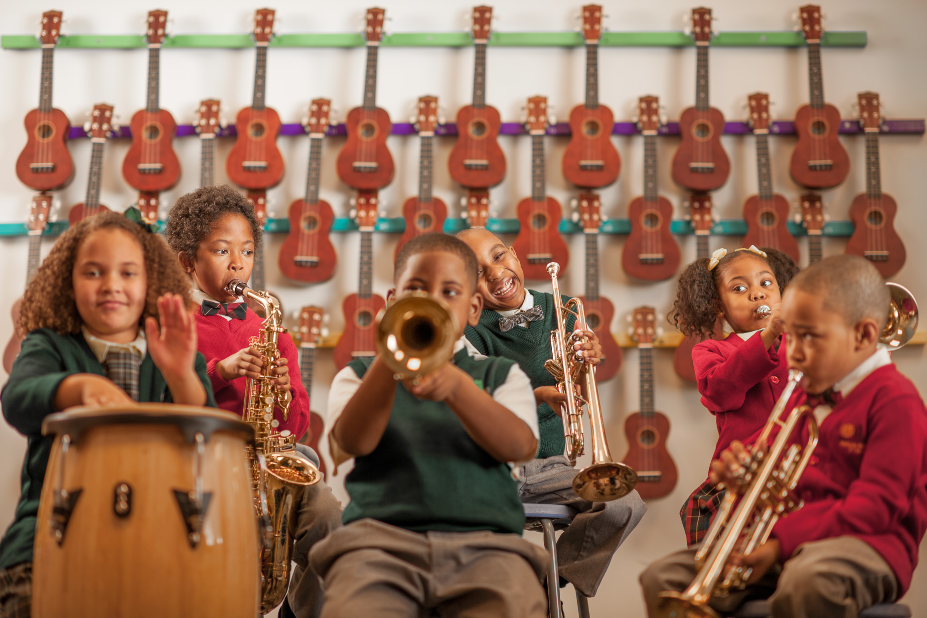 Music Class | GLA West | Philadelphia Photographer