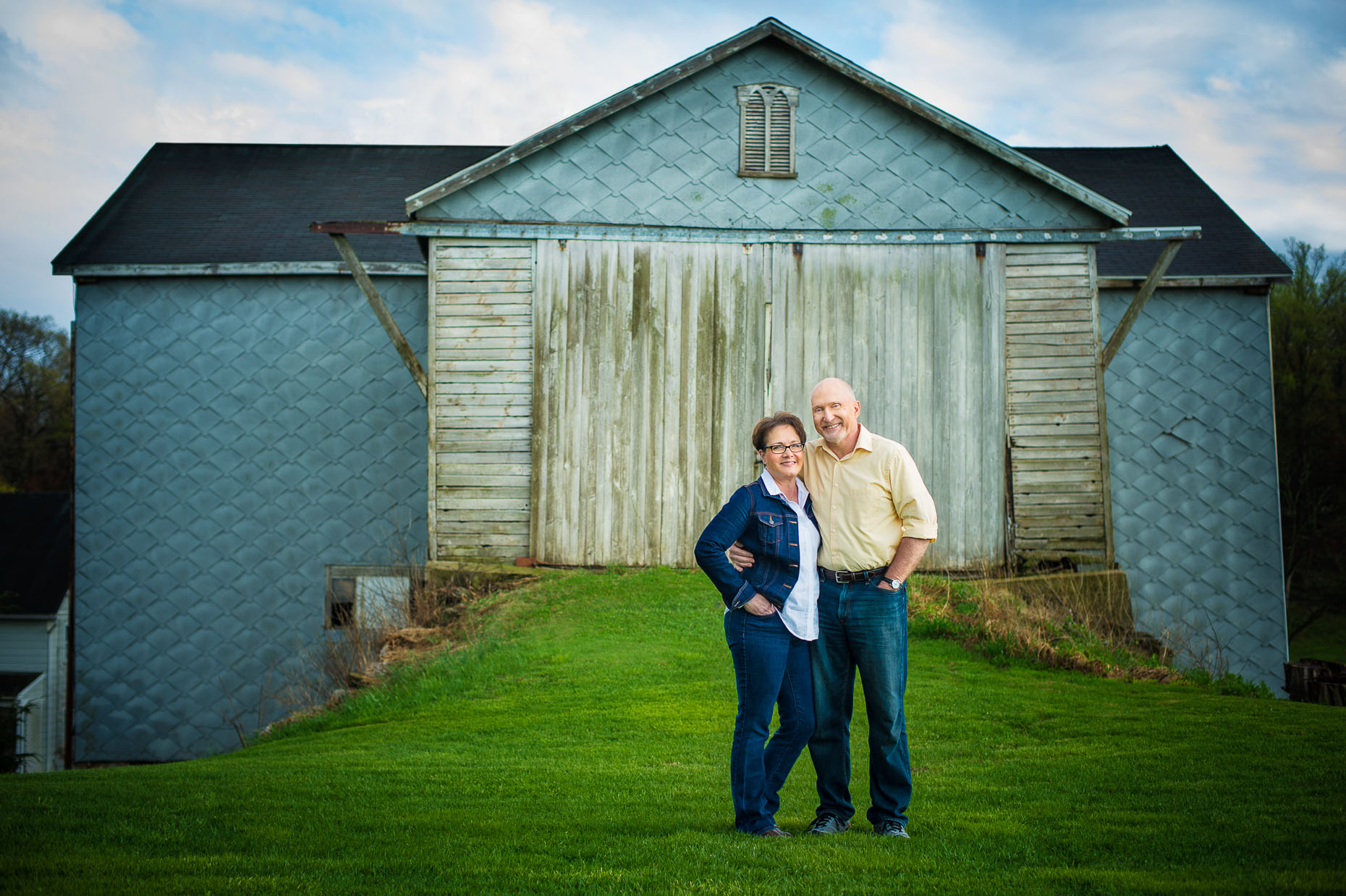 Rich and Edie Landis Barn | McMurry TMG editorial