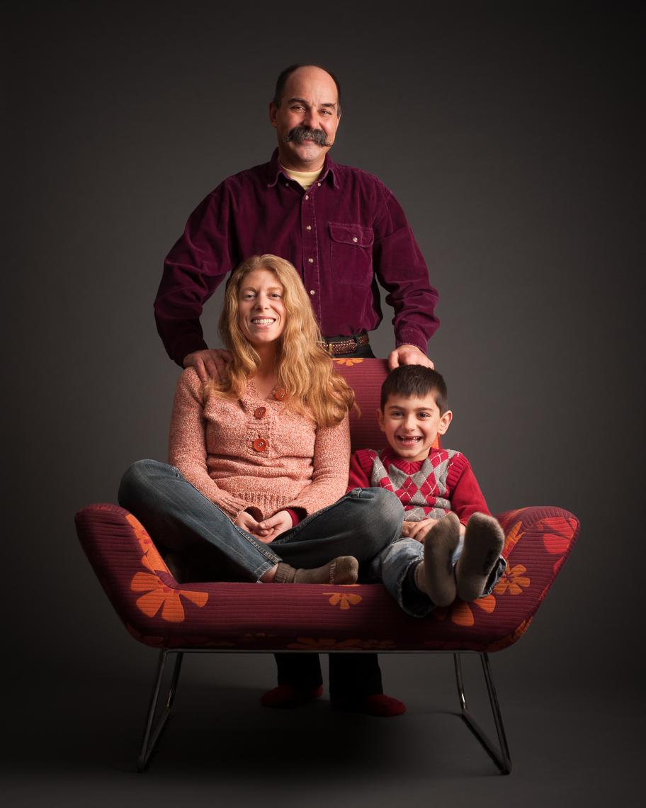 Curtis Anthony Family | Chair | Commercial
