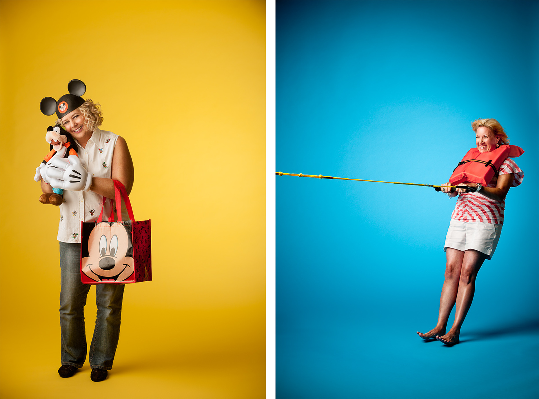 Radian Campaign - commercial photographer - Disney and Fishing