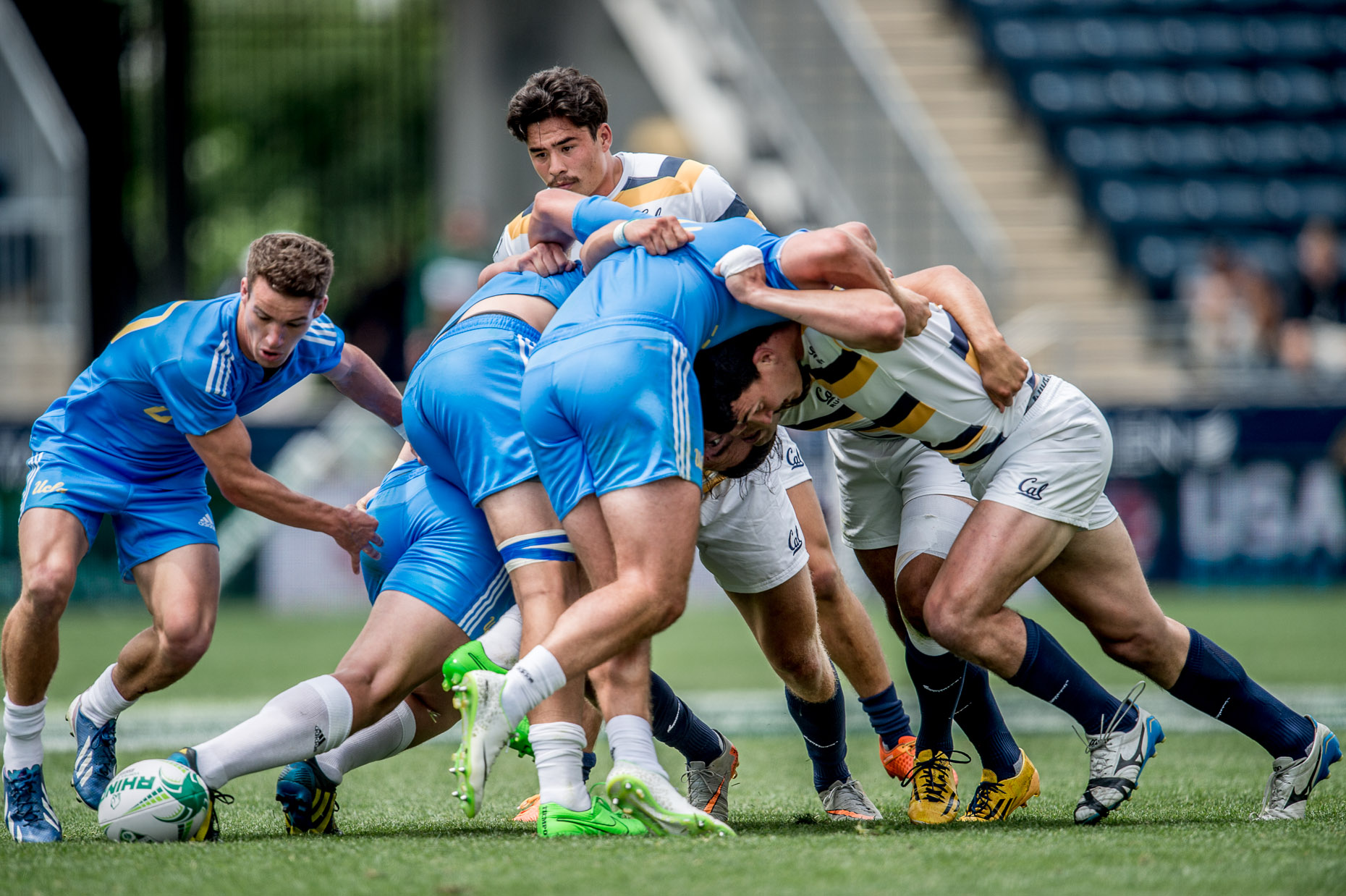 rugby scrum philly | commercial photographer dave moser