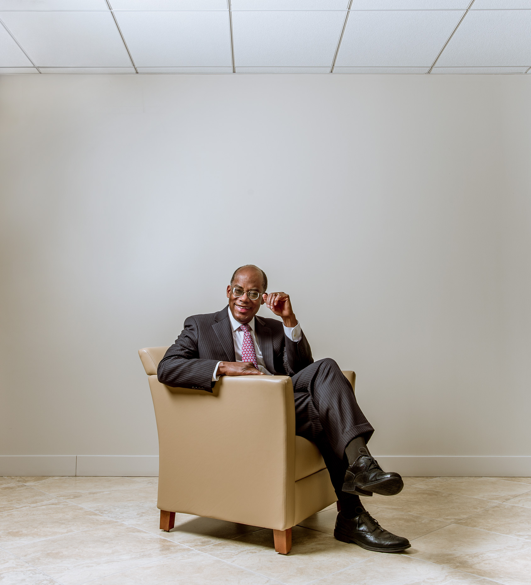 Roger Ferguson chair | TIAA CEO | Barron