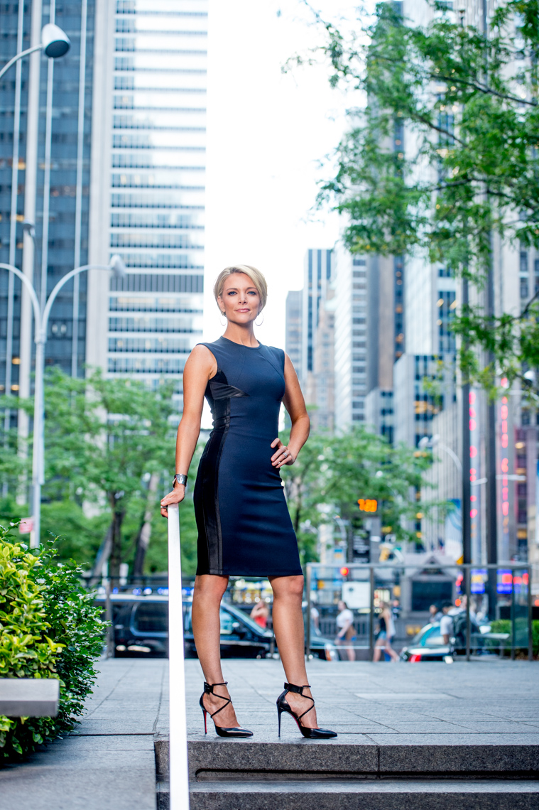 Megyn Kelly | NYC Fox | Editorial Photographer Dave Moser