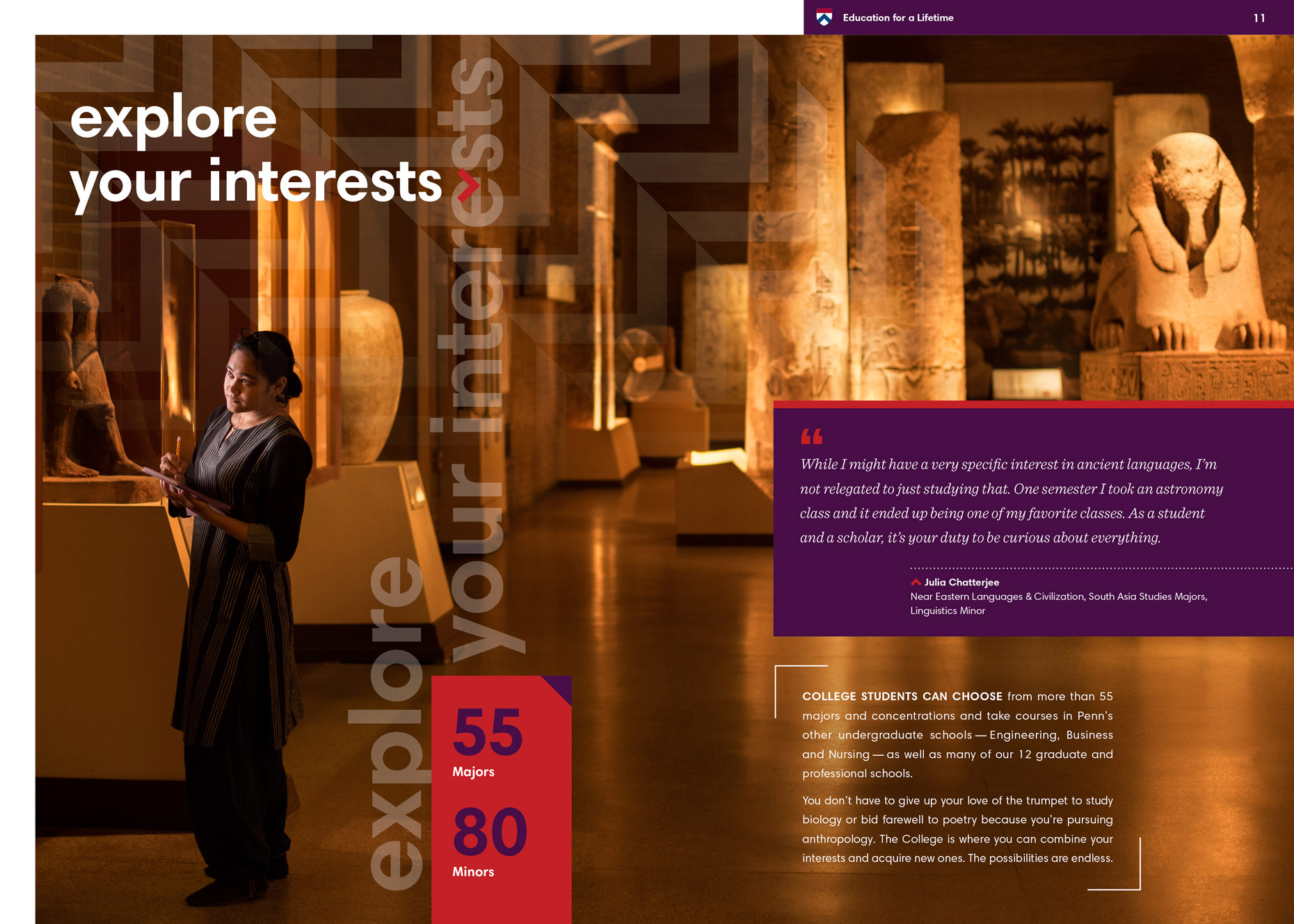 education-penn-brochure-museum