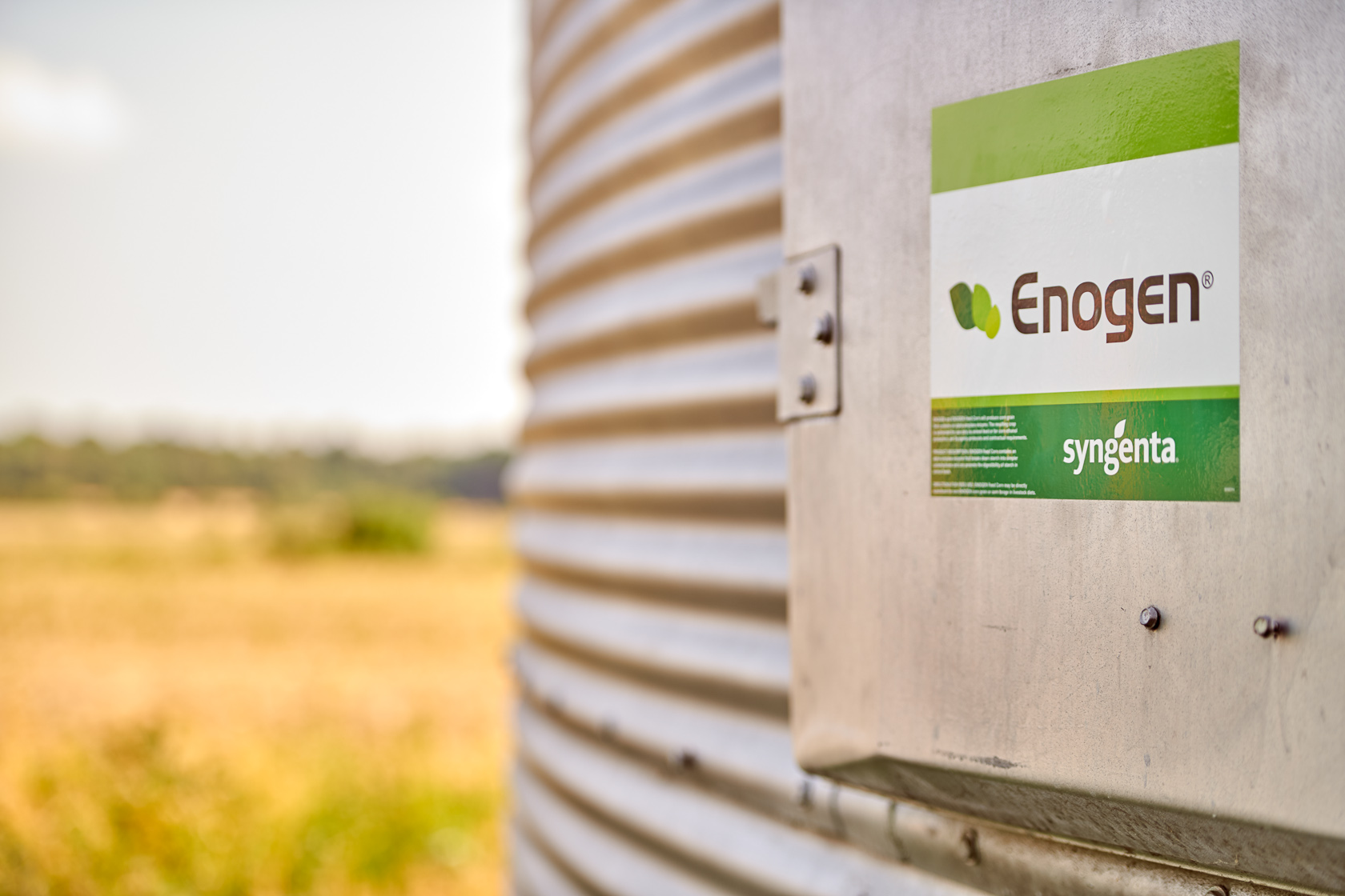 Enogen Storage at Wellacrest Farms | Editorial Photogapher