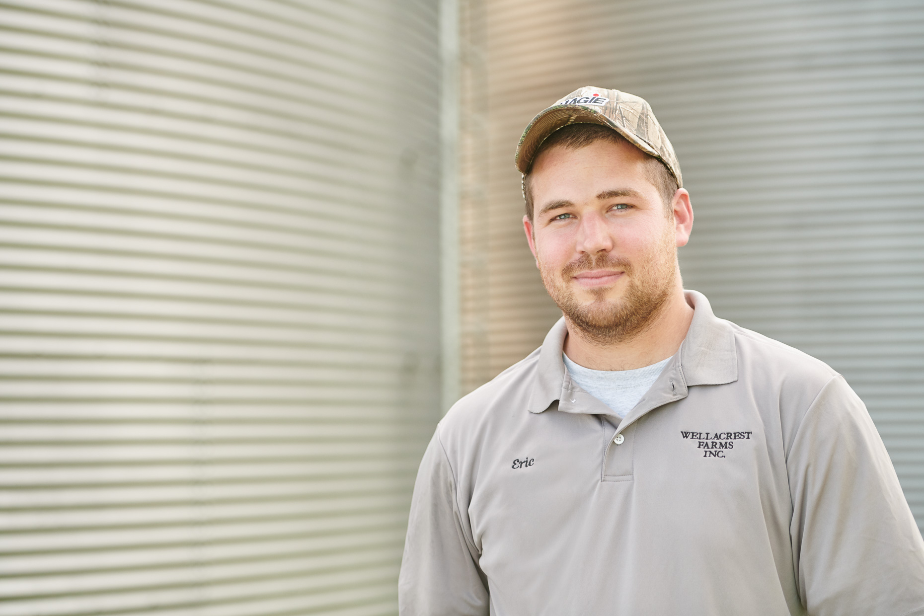Dairy Farmer Eric Eachus | Wellacrest Farms Editorial