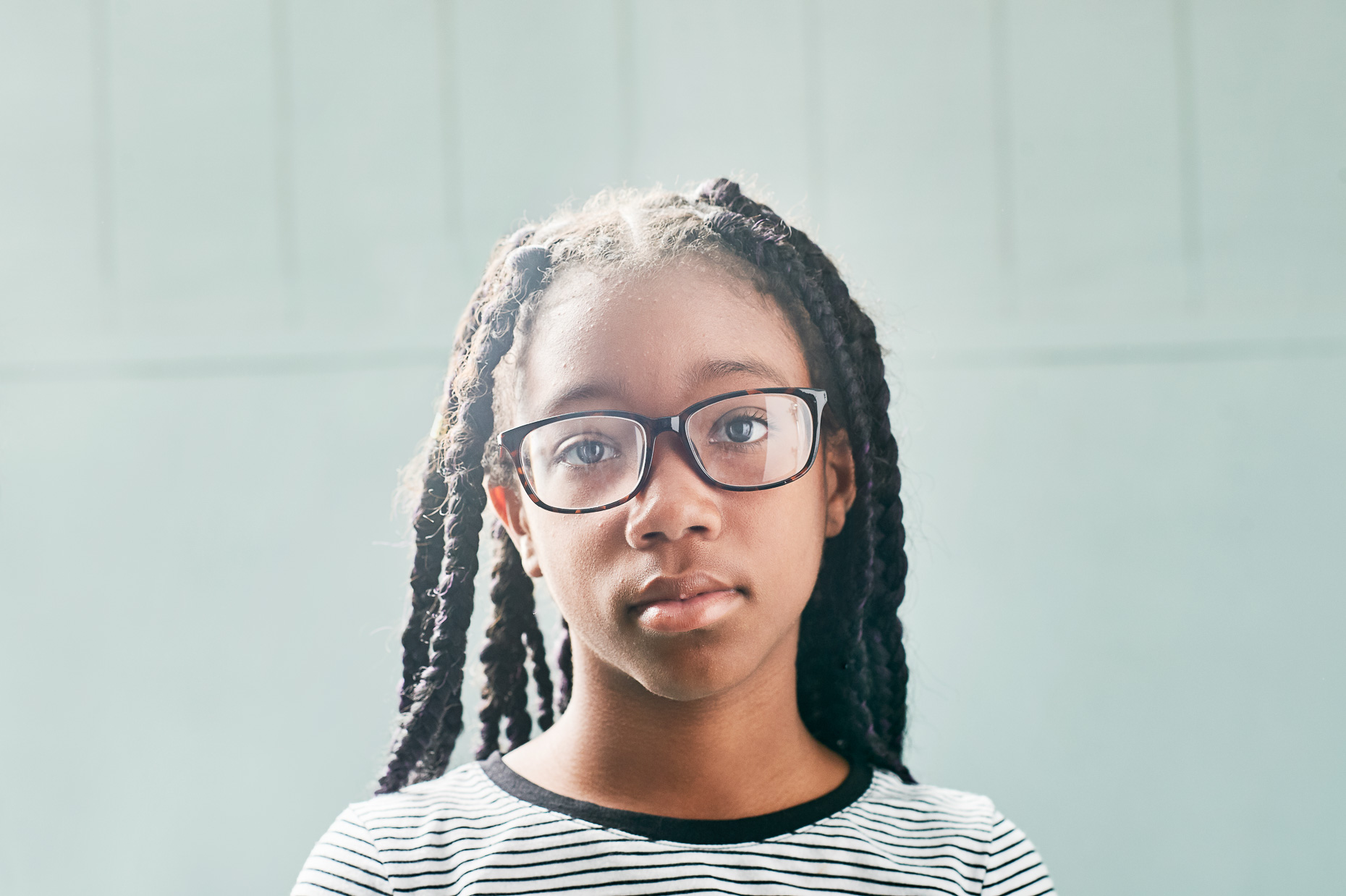 Glasses Teen | Appel Farm Summer Camp | NJ Photographer