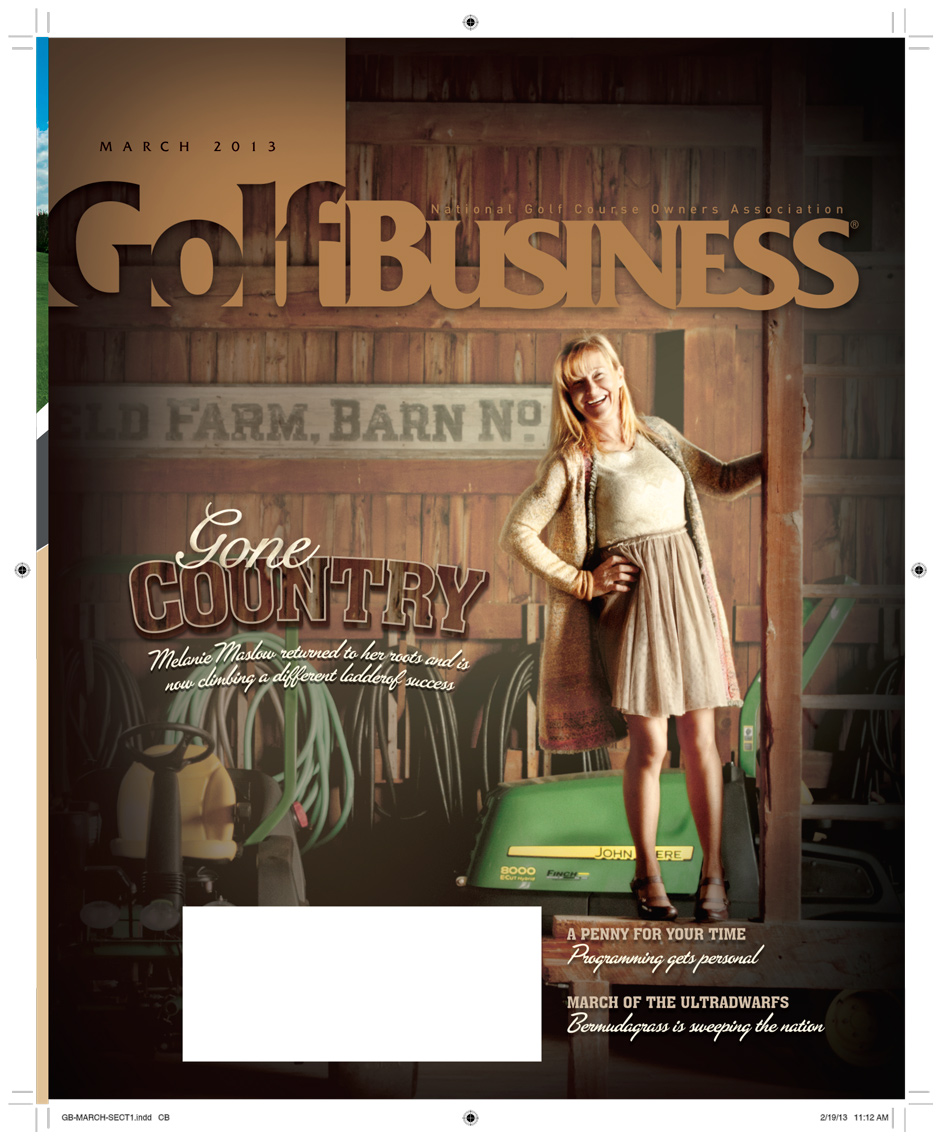 Melanie Maslow | Huntsville Golf | Golf Business cover