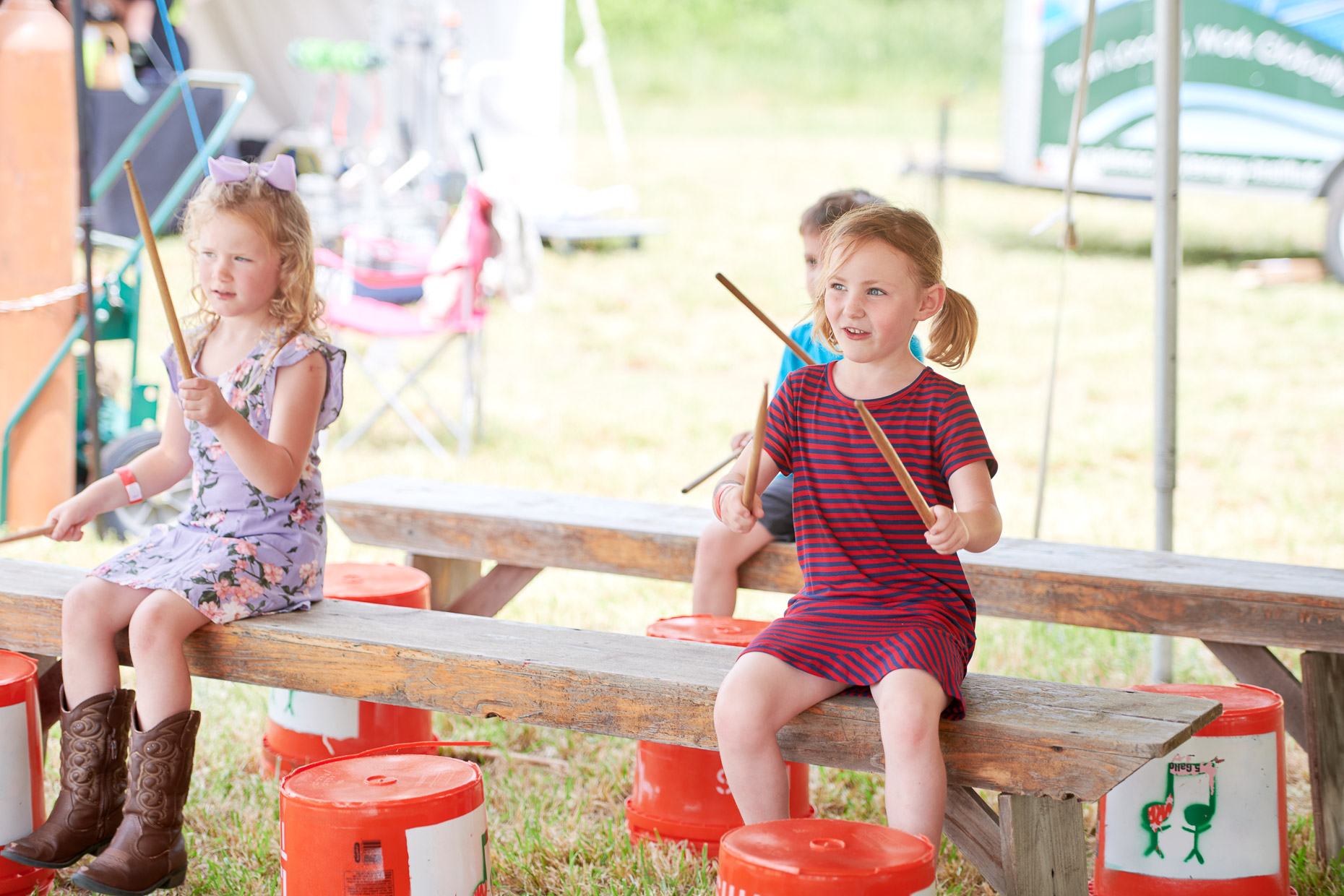 Music Festival Kids | Appel Farm Advertising
