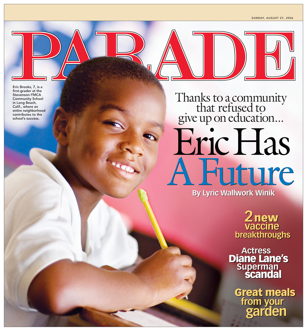 Parade Magazine Cover | Editorial Photographer