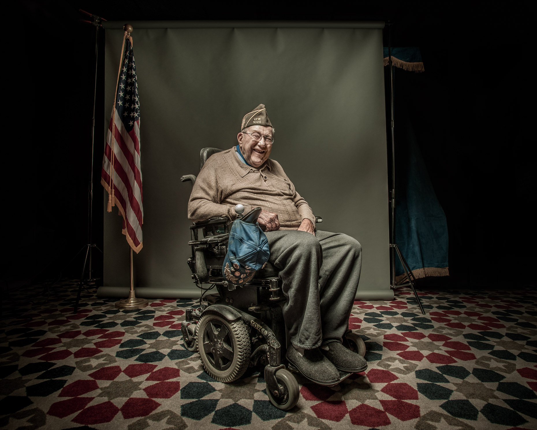Doc Streitfeld - War Veteran - New Jersey Monthly - Editorial