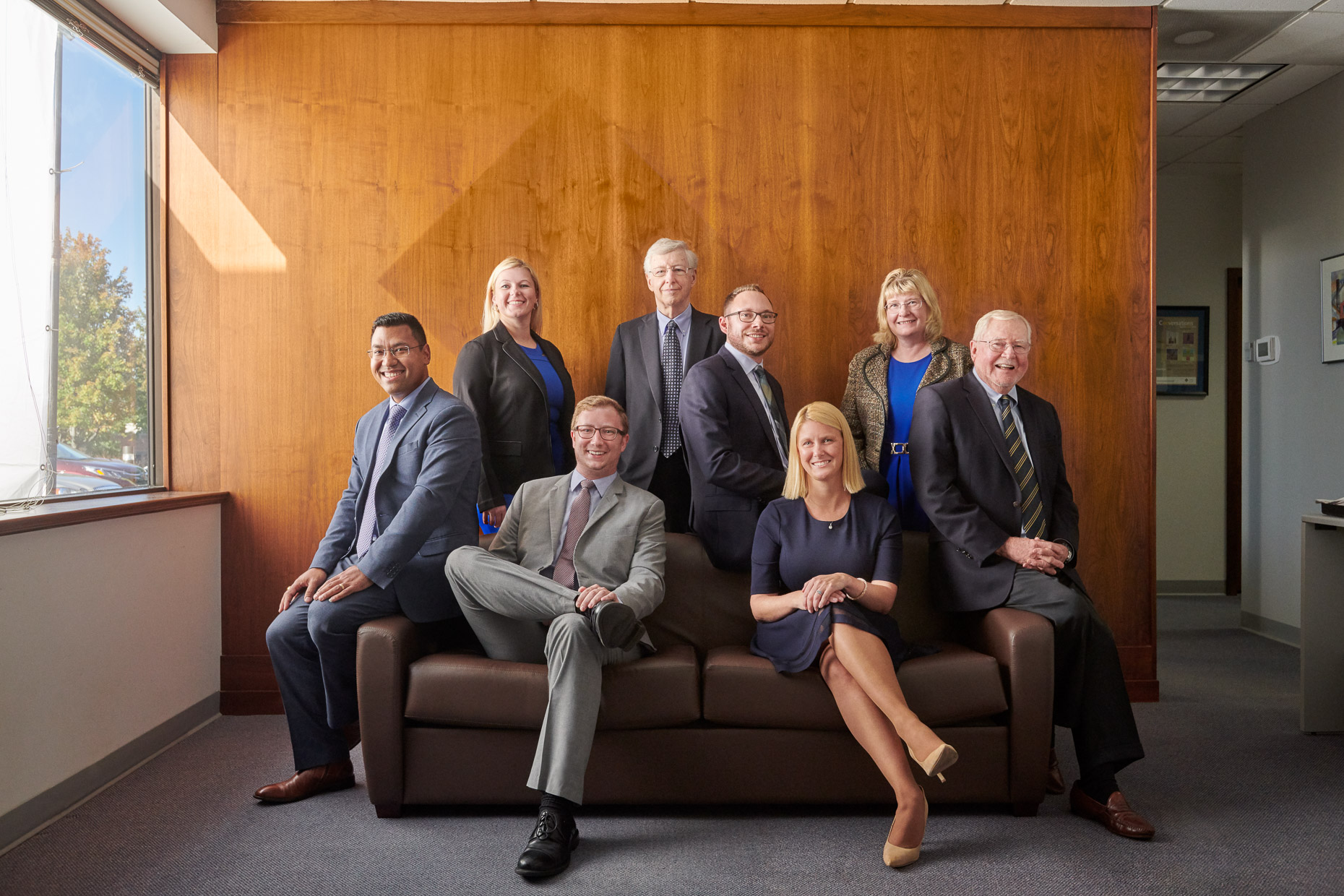 Weik Capital Group Portrait | Corporate Photographer